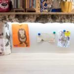 Schreibtisch Dekoration aus Birkenholz