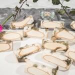 Tischkärtchen Rohlinge aus Birke